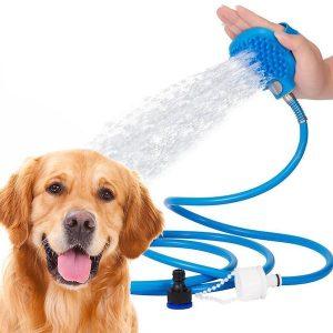 Accesorios de baño para perros