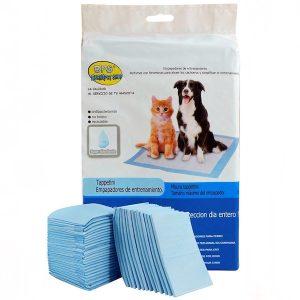 alfombra sanitaria para perros como funciona