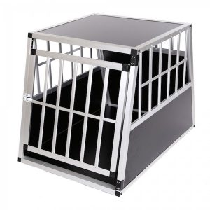 transportines de aluminio para perros de segunda mano